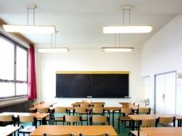 Campania, chiusura straordinaria delle scuole per tre giorni.